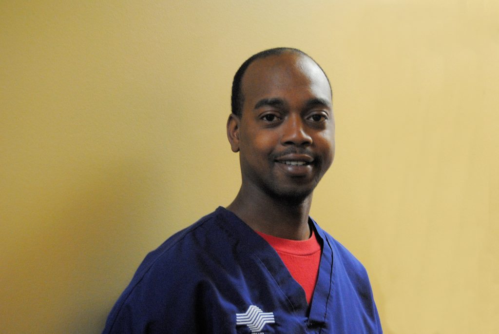 Kevin - Therapy Assistant/Massage Therapist
